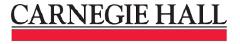 Carnegie Hall: Ensemble Connect