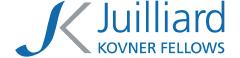 The Julliard Kovner Fellows